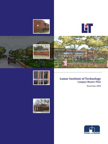 LIT Master PLan PDF - Lamar Institute of Technology