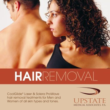 hair removal - Upstate Medical Associates