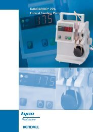 KANGAROO* 224 Enteral Feeding Pump - CNA Medical