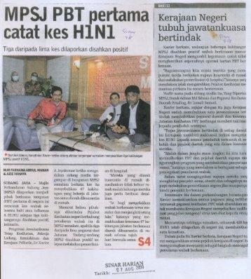 MPSJPHTpertama - Majlis Perbandaran Subang Jaya