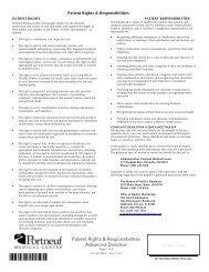 Advance Directives - Portneuf Medical Center