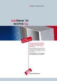 lamitherm® 30 - KABE Farben