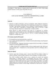 1. prečiščeno besedilo - Carinska uprava Republike Slovenije