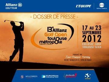Dossier de Presse Télécharger le Dossier de Presse 2012