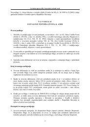 Navodilo o izvajanju postopka izvoza - Carinska uprava Republike ...