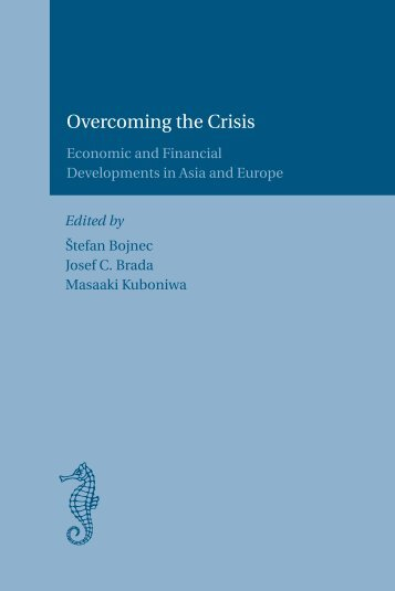 Overcoming the Crisis