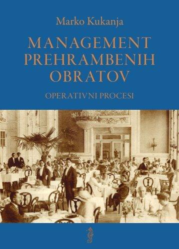 operativni procesi - Založba Univerze na Primorskem