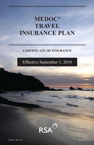 Rbs Travel Insurance Black Account