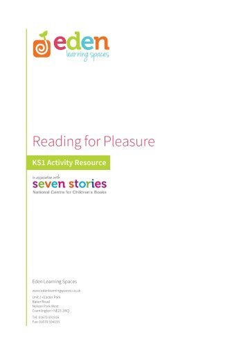 Eden-Reading-for-Pleasure-KS1-Resource