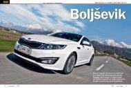 KIA Optima 1.7 CRDi (100 kW) TX A/T - Avto Magazin