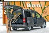 Volkswagen Caddy 1.6 TDI (75 kW) Comfortline - Avto Magazin