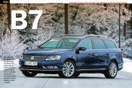 Volkswagen Passat Variant 2.0 TDI (103 kW ... - Avto Magazin