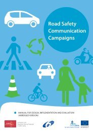 CAST_Road Safety_EN.indd - CAST - Campaigns and Awareness ...