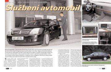 18-23 opel vectra.qxd - Avto Magazin