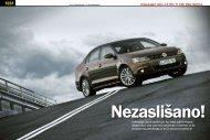 Volkswagen Jetta 1.6 TDI (77 kW) DSG Highline - Avto Magazin