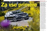 Audi A6 Allroad 3.0 TDI (180 kW) Quattro S tronic - Avto Magazin