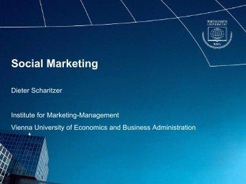 Social Marketing - CAST - Campaigns and Awareness-raising ...