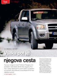 ford Ranger.indd - Avto Magazin