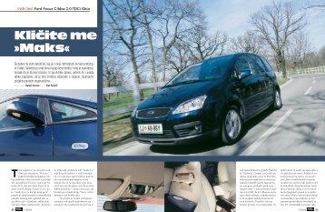 Ford C-Max.qxd - Avto Magazin