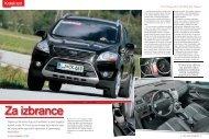 KT Ford Kuga.indd - Avto Magazin