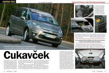 kratek test - Avto Magazin
