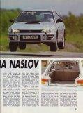 Prenesi PDF testa Subaru Subaru Impreza GT Turbo ... - Avto Magazin - Page 2