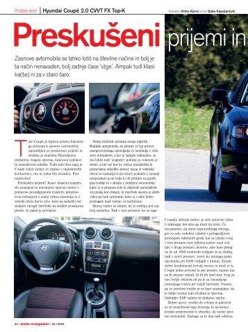prijemi in - Avto Magazin