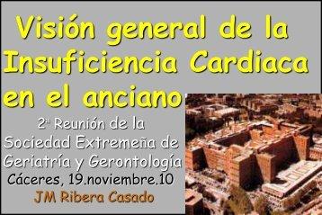 Visión General de la Insuficiencia Cardiaca en el Anciano. - Soggex