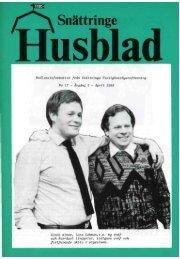 1988-1 - Snättringe fastighetsägareförening