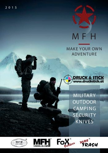 Military Equipment www.druckstick.at