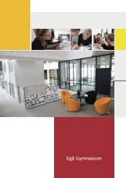 Præsentation af skolen (pdf-fil) - Velkommen til Egå Gymnasium