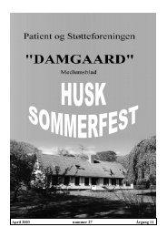 April 2003 nummer 27 Årgang 11 - 4leif.dk