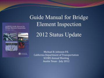 Aashto Bridge Manual
