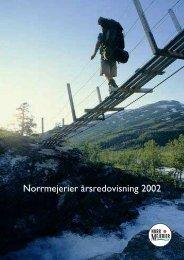 Norrmejerier årsredovisning 2002