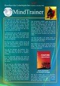 mind trainer dec 2008 - Skandinaviska Ledarhögskolan - Page 2