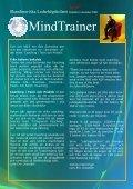 mind trainer dec 2008 - Skandinaviska Ledarhögskolan - Page 3