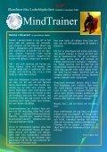 mind trainer dec 2008 - Skandinaviska Ledarhögskolan - Page 4