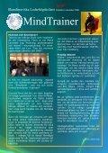 mind trainer dec 2008 - Skandinaviska Ledarhögskolan - Page 7