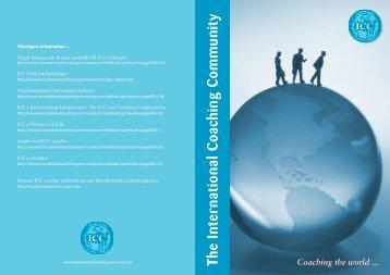 The International Coaching Community - Skandinaviska ...