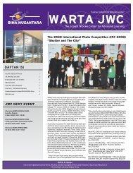 Warta JWC (Jan'08).FH11 - binus university