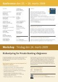 Private Banking & Wealth Management - IBC Euroforum - Page 3