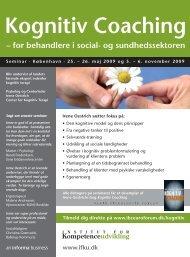 Kognitiv Coaching - IBC Euroforum
