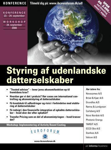Hent program - IBC Euroforum