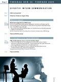 Effektiv intern kommunikation - IBC Euroforum - Page 7