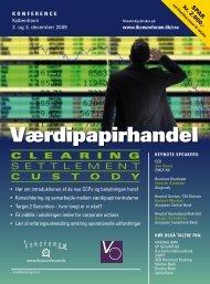 Værdipapirhandel - IBC Euroforum