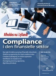 Compliance - IBC Euroforum