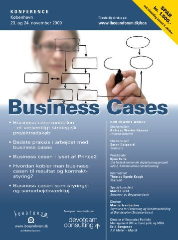 Business Cases - IBC Euroforum