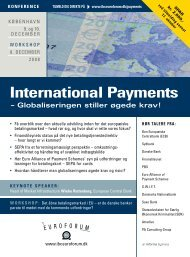 international payments - IBC Euroforum