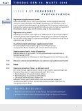 Leder i et forandret sygehusvæsen - IBC Euroforum - Page 5
