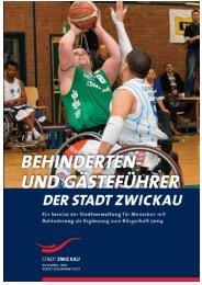 Name / Anschrift Kontakt Hinweise - Stadt Zwickau